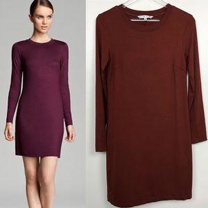 Trina Turk Bellingham Long Sleeve Jersey Dress M